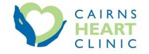 Cairns Heart Clinic Logo
